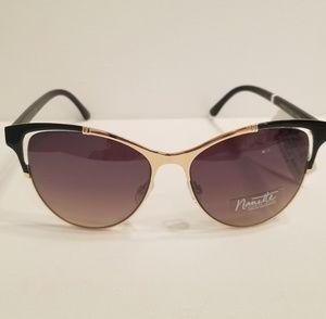 NANETTE LEPORE Cat Eye Sunglasses